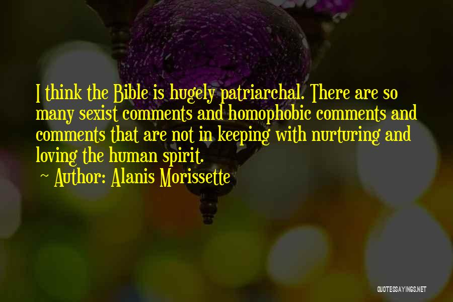 Loving Yourself Bible Quotes By Alanis Morissette