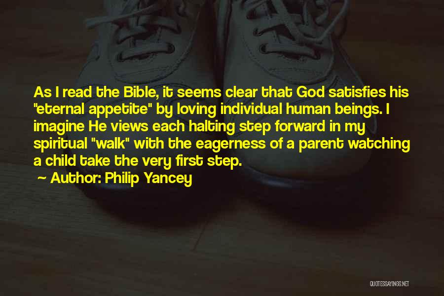 Loving Yourself Bible Quotes By Philip Yancey