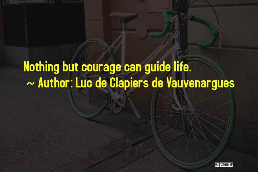Luc De Clapiers De Vauvenargues Quotes 2115169