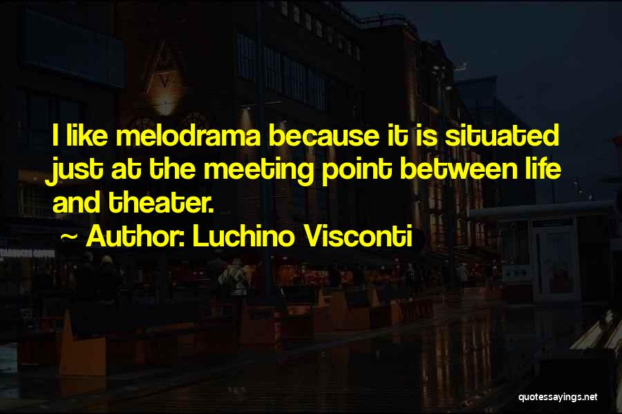 Luchino Visconti Quotes 2050318