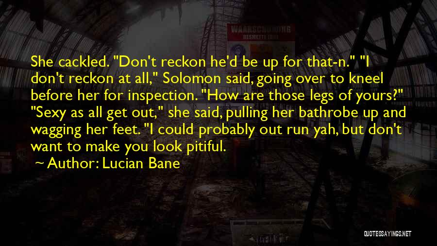 Lucian Bane Quotes 1184047