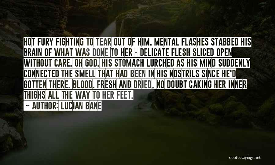 Lucian Bane Quotes 1295448