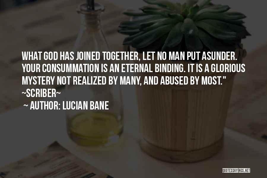 Lucian Bane Quotes 2147156