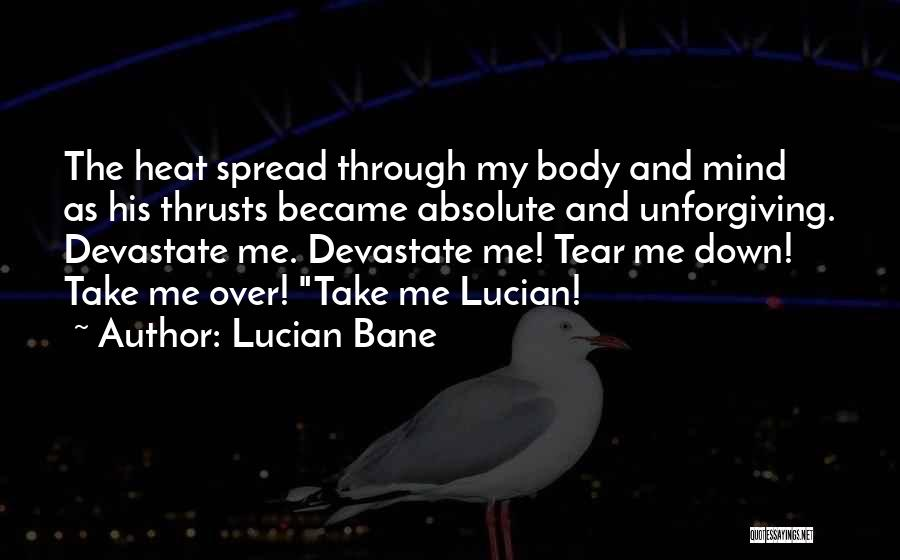Lucian Bane Quotes 474446