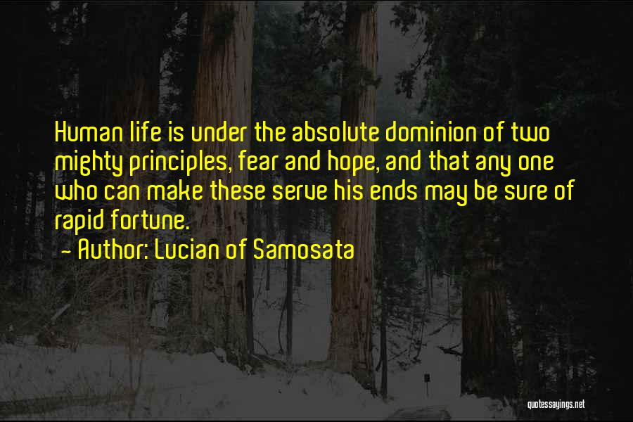 Lucian Of Samosata Quotes 1153095