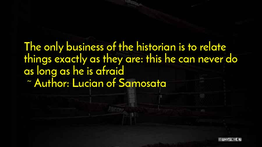 Lucian Of Samosata Quotes 208465