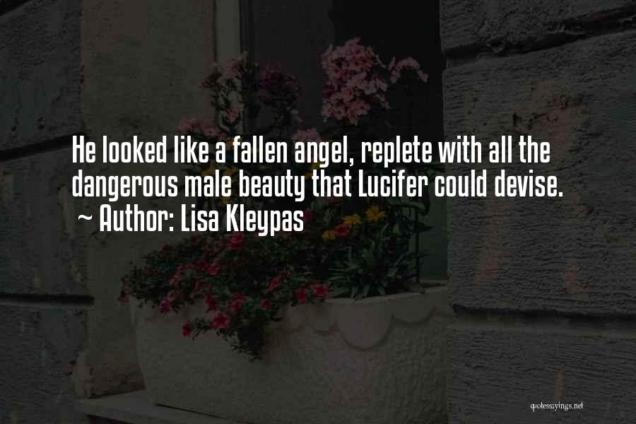Lucifer Fallen Angel Quotes By Lisa Kleypas