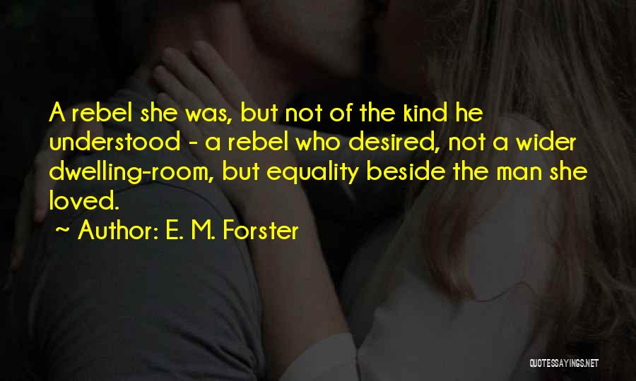 Lucy Honeychurch Quotes By E. M. Forster