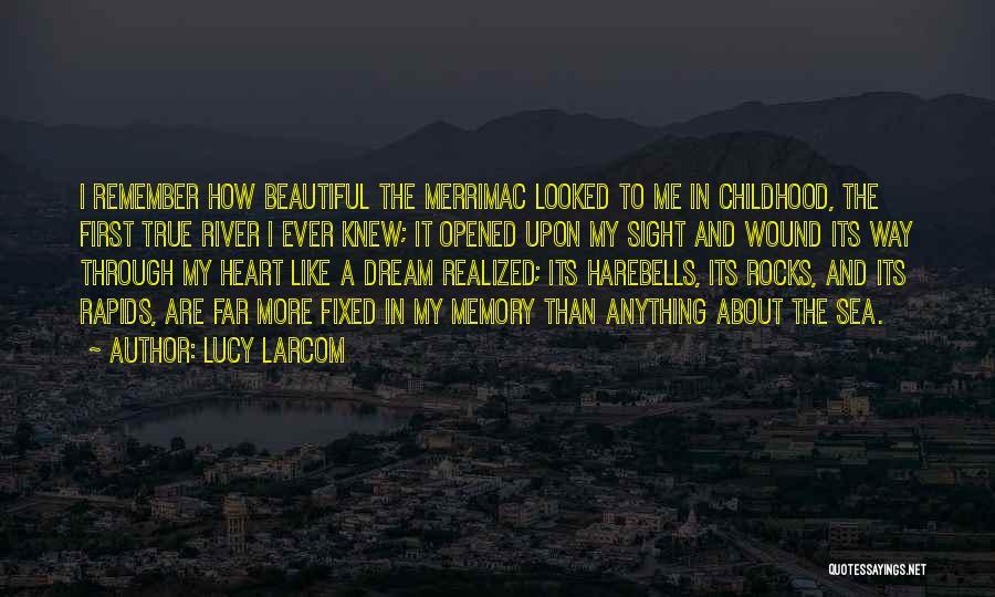 Lucy Larcom Quotes 1429888