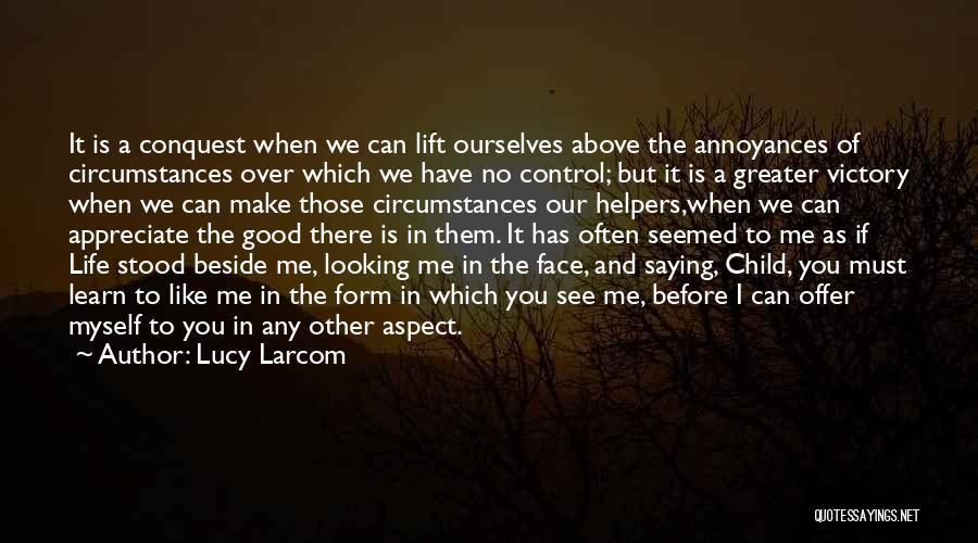 Lucy Larcom Quotes 1535317