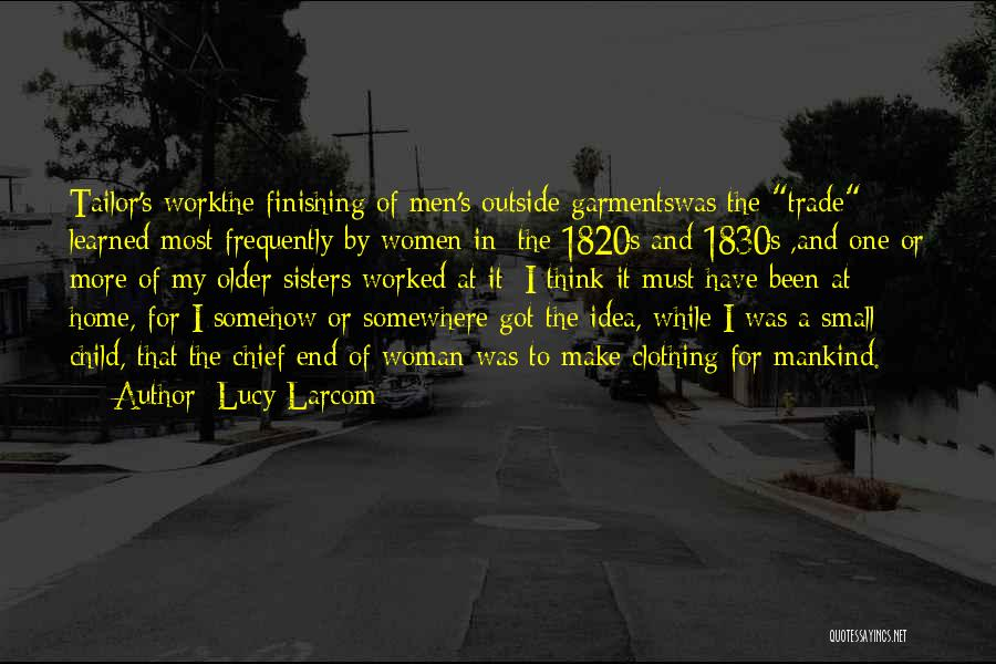 Lucy Larcom Quotes 199164