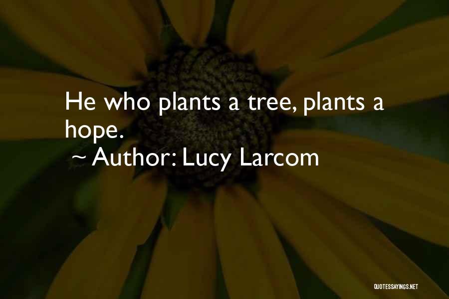Lucy Larcom Quotes 207211
