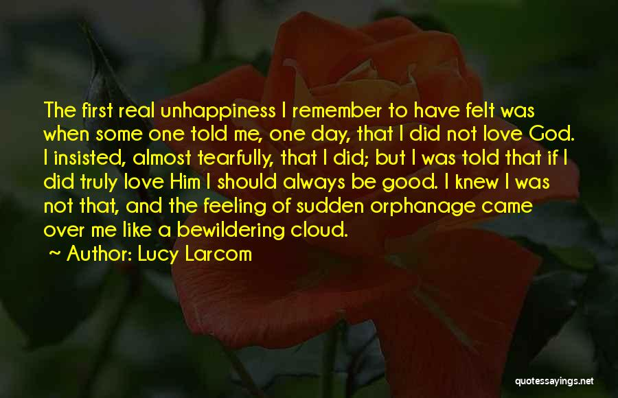 Lucy Larcom Quotes 740570