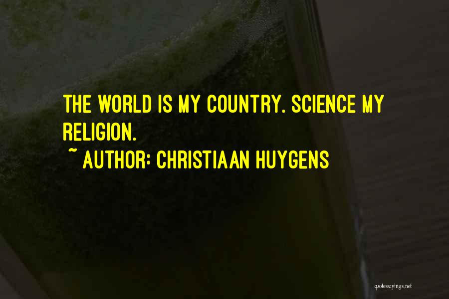 Lucy Maud Montgomery Journal Quotes By Christiaan Huygens