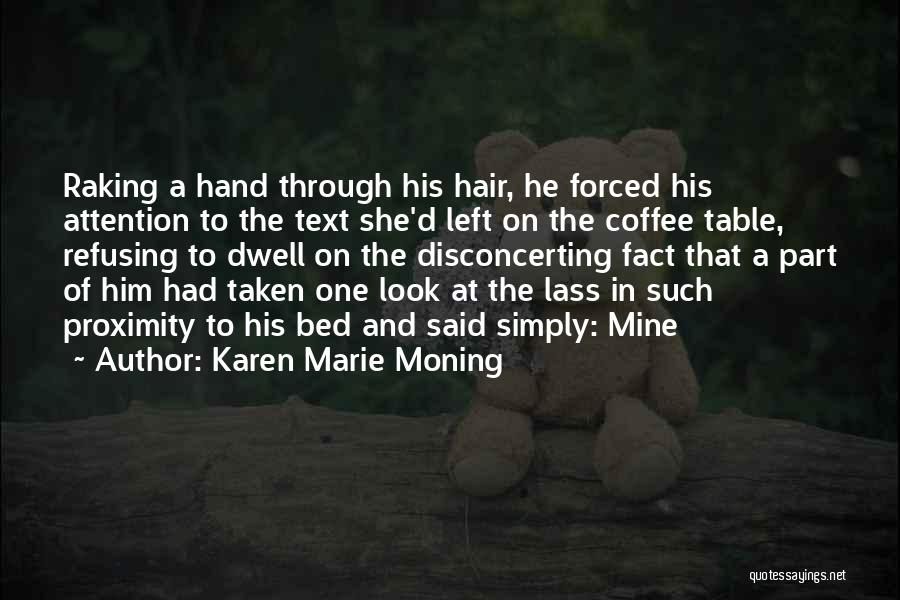 Lucy Maud Montgomery Journal Quotes By Karen Marie Moning