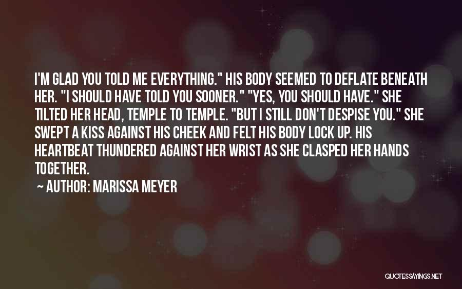 Lucy Maud Montgomery Journal Quotes By Marissa Meyer