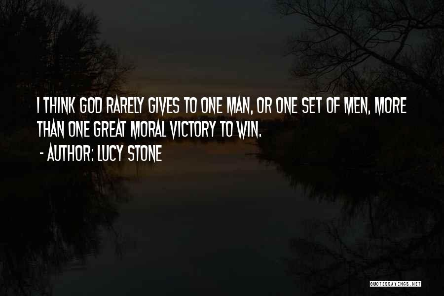 Lucy Stone Quotes 1004268