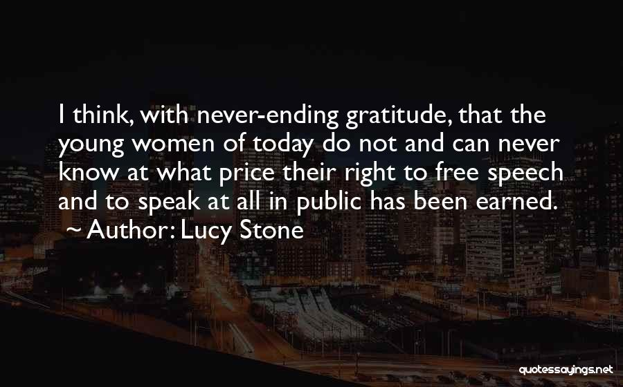 Lucy Stone Quotes 1250572