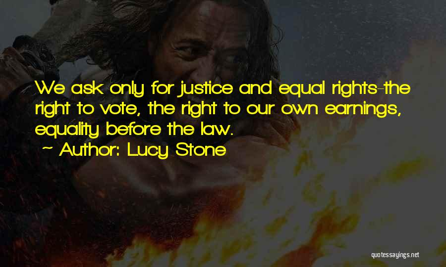 Lucy Stone Quotes 1347131