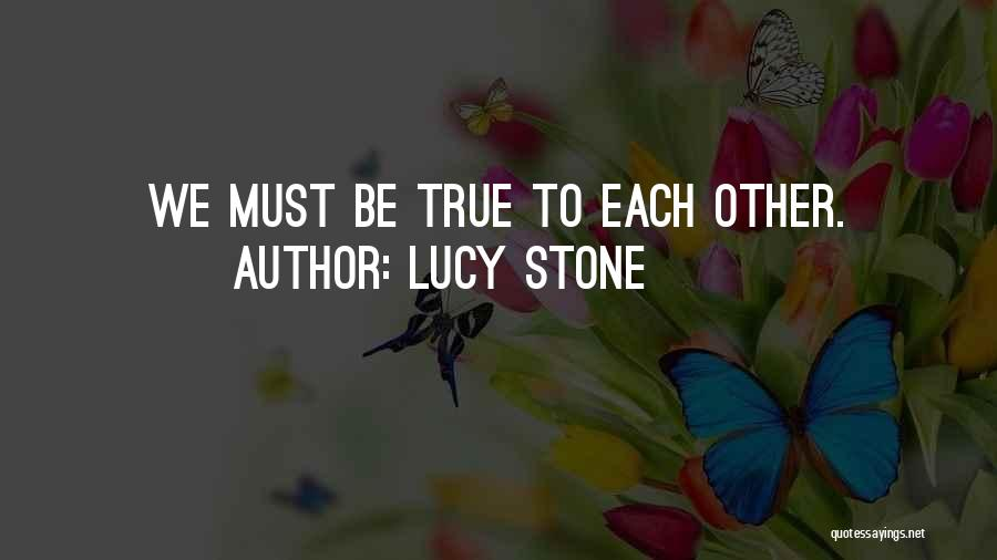 Lucy Stone Quotes 1419596