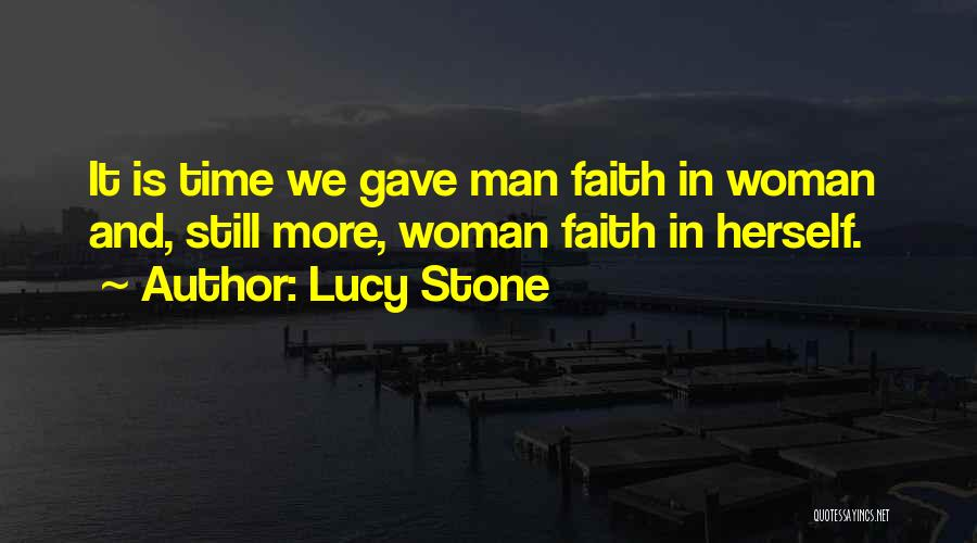 Lucy Stone Quotes 1618437