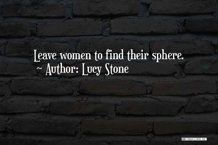 Lucy Stone Quotes 1886496