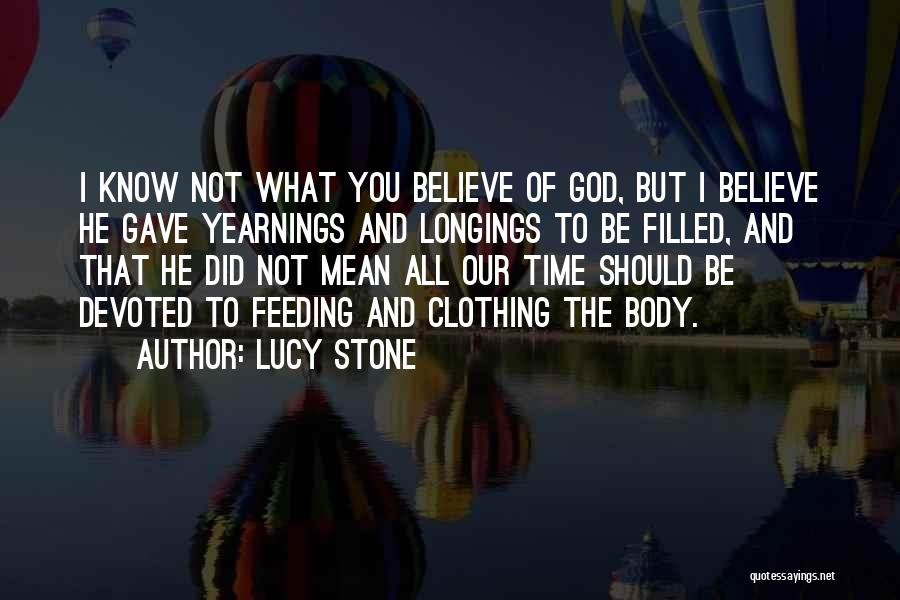 Lucy Stone Quotes 1889738