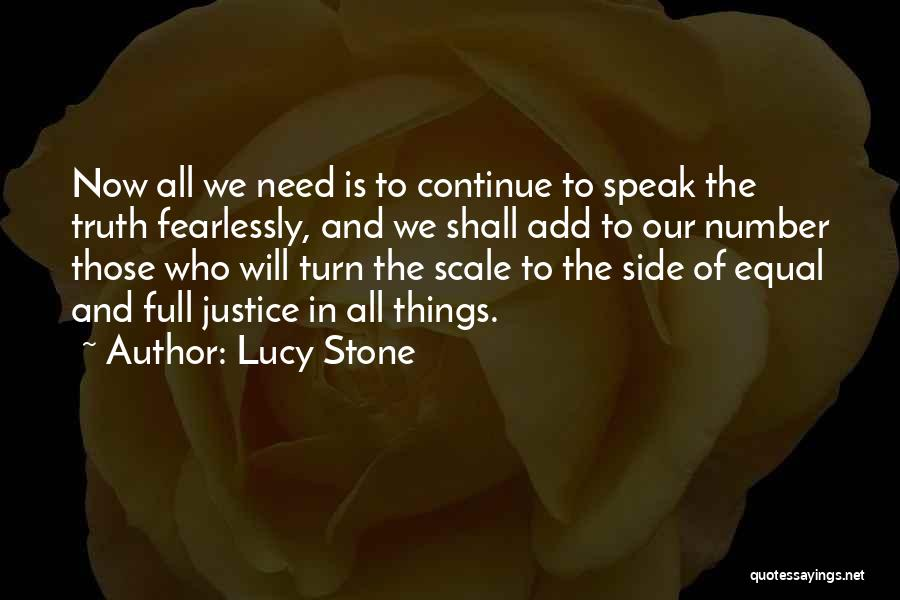 Lucy Stone Quotes 196498