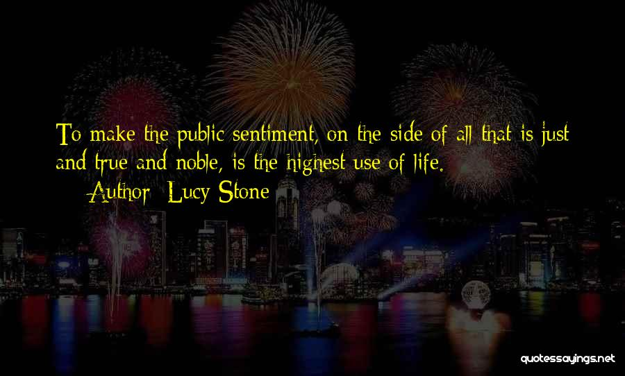 Lucy Stone Quotes 261797