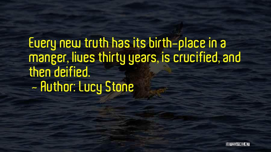 Lucy Stone Quotes 635289