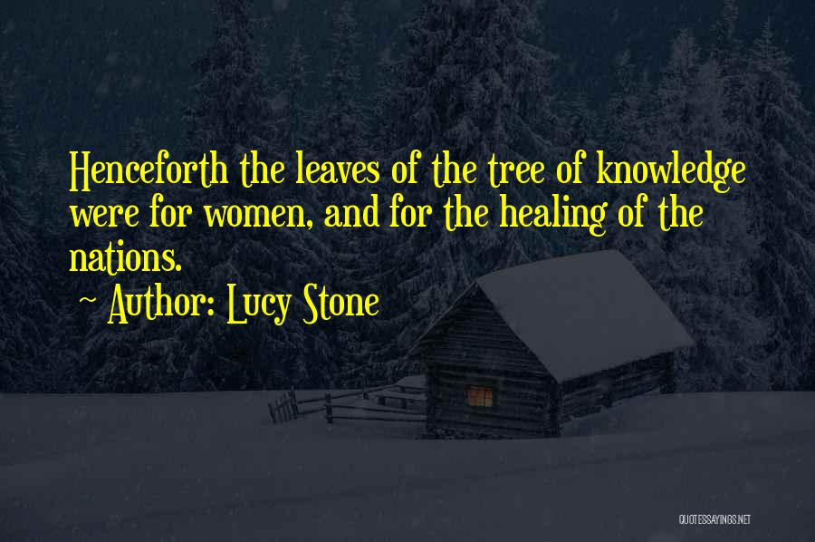 Lucy Stone Quotes 965291