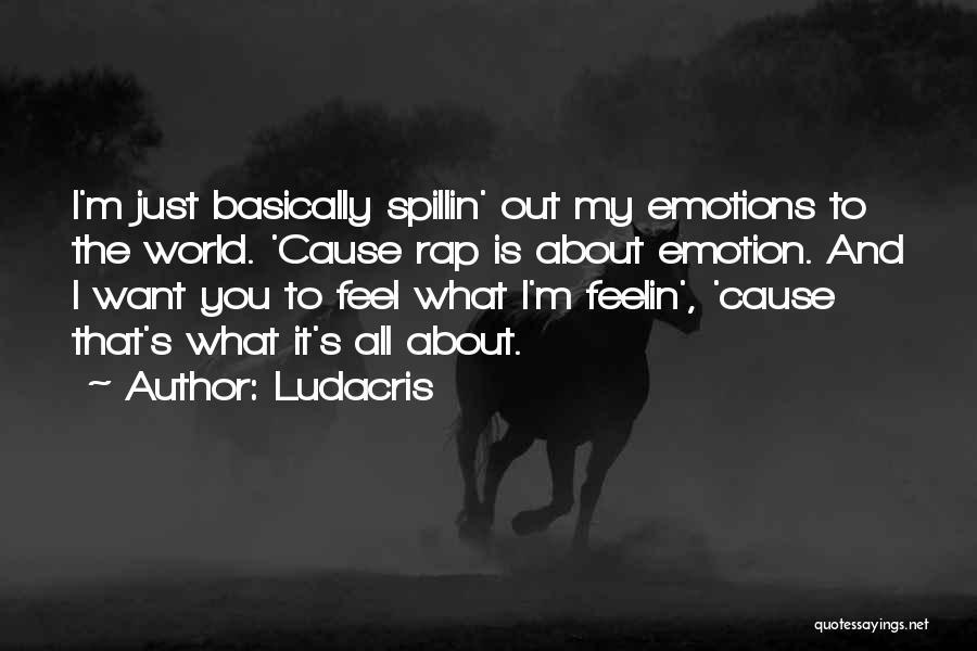 Ludacris Rap Quotes By Ludacris