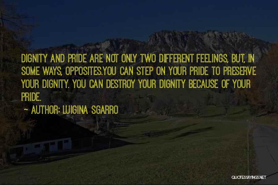 Luigina Sgarro Quotes 409302