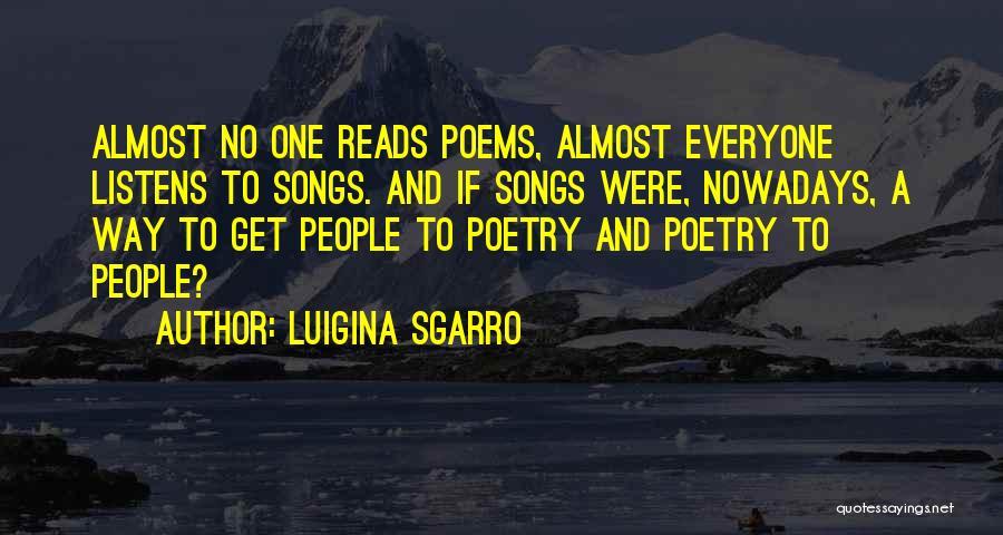 Luigina Sgarro Quotes 568678