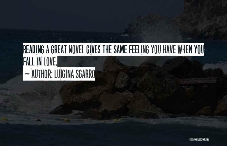 Luigina Sgarro Quotes 680509