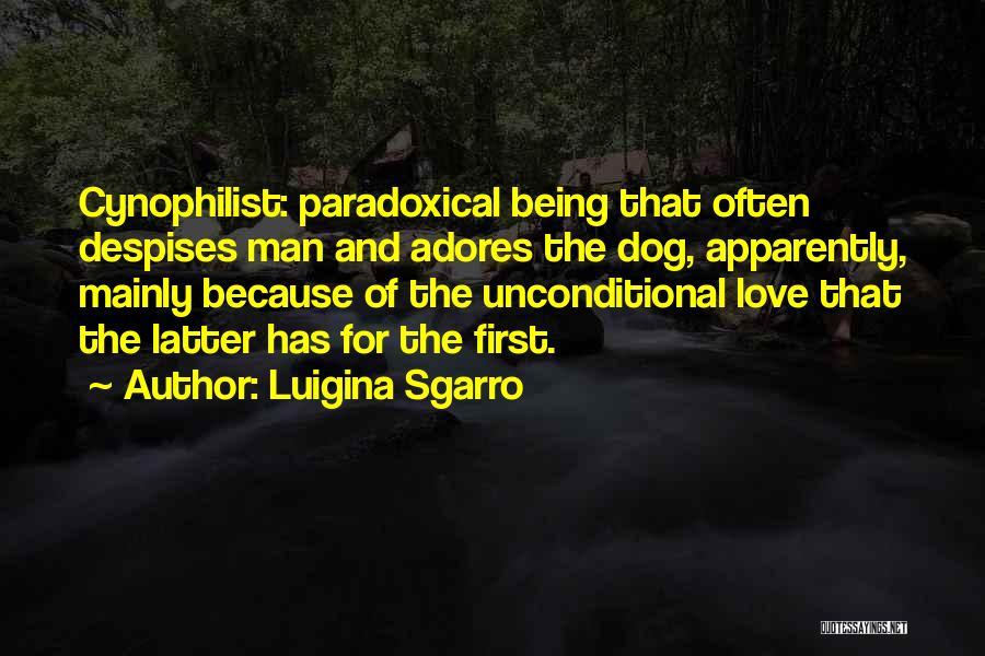 Luigina Sgarro Quotes 833238