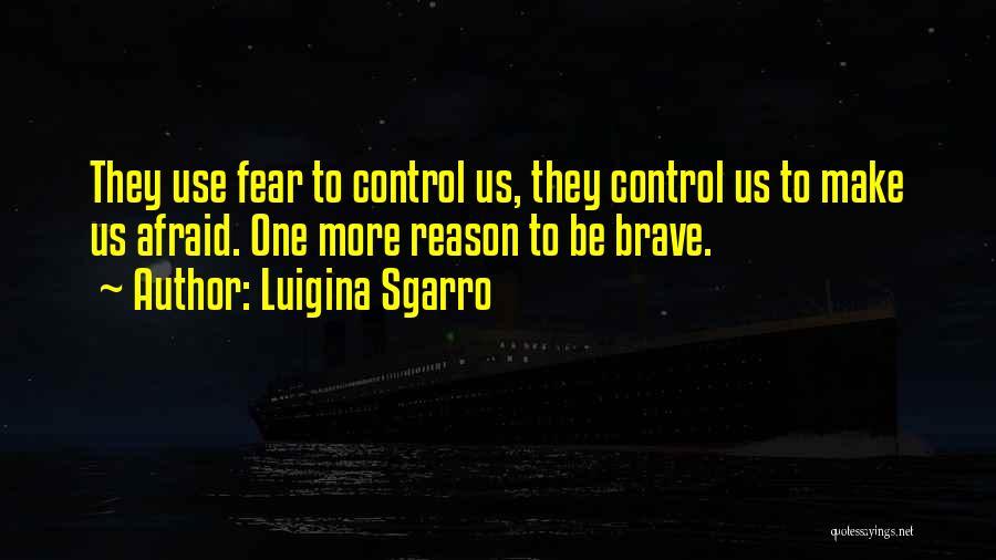 Luigina Sgarro Quotes 914014