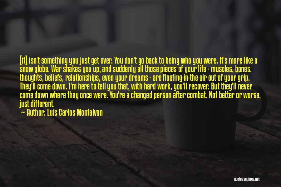 Luis Carlos Montalvan Quotes 1562013
