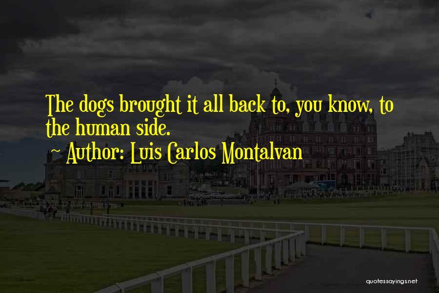 Luis Carlos Montalvan Quotes 1870451