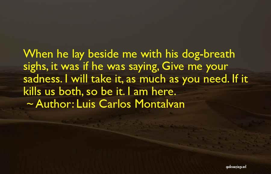Luis Carlos Montalvan Quotes 2199103