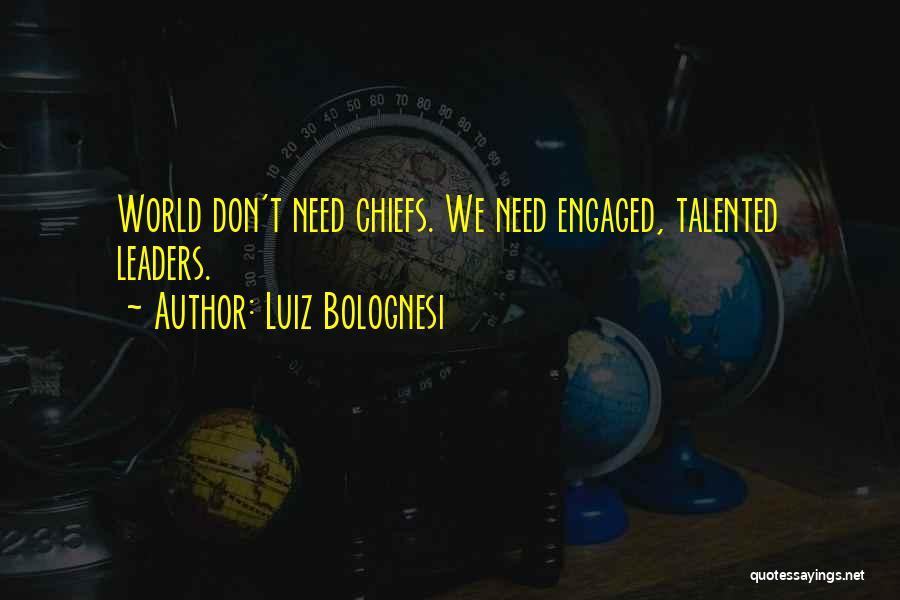 Luiz Bolognesi Quotes 2000103