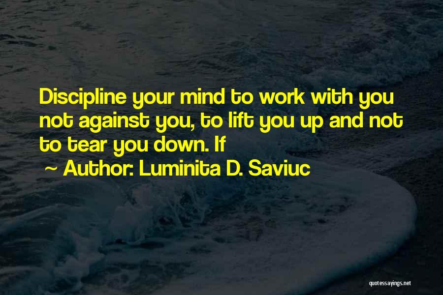 Luminita D. Saviuc Quotes 1499340