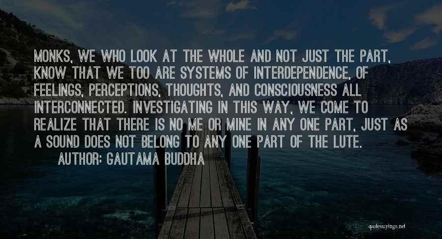 Lute Quotes By Gautama Buddha