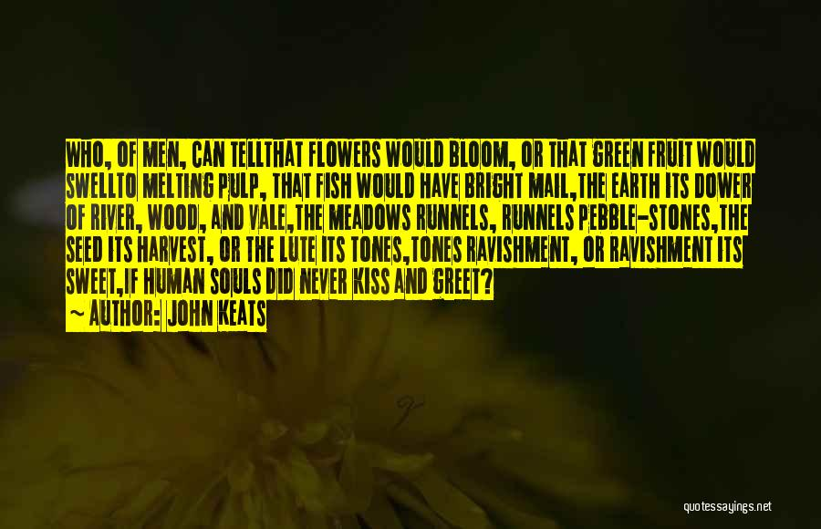 Lute Quotes By John Keats