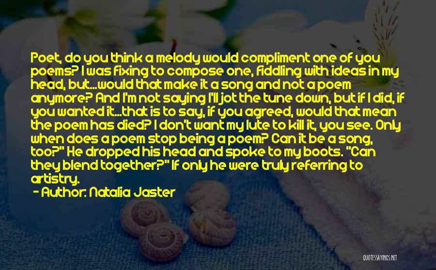 Lute Quotes By Natalia Jaster