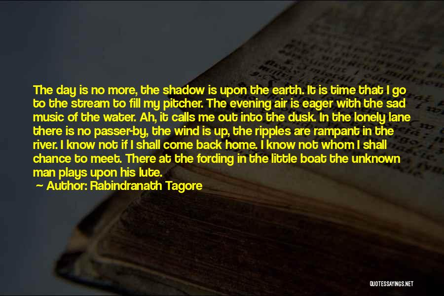 Lute Quotes By Rabindranath Tagore