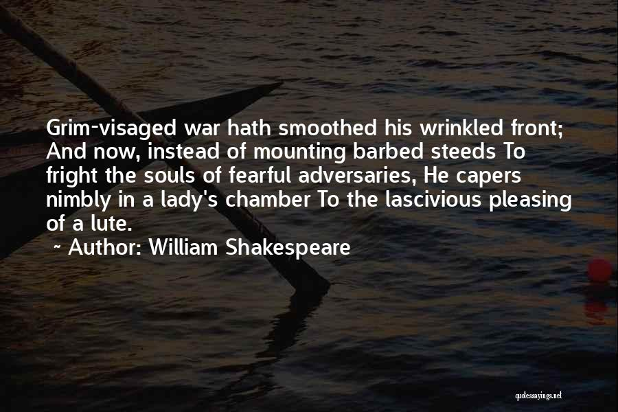 Lute Quotes By William Shakespeare