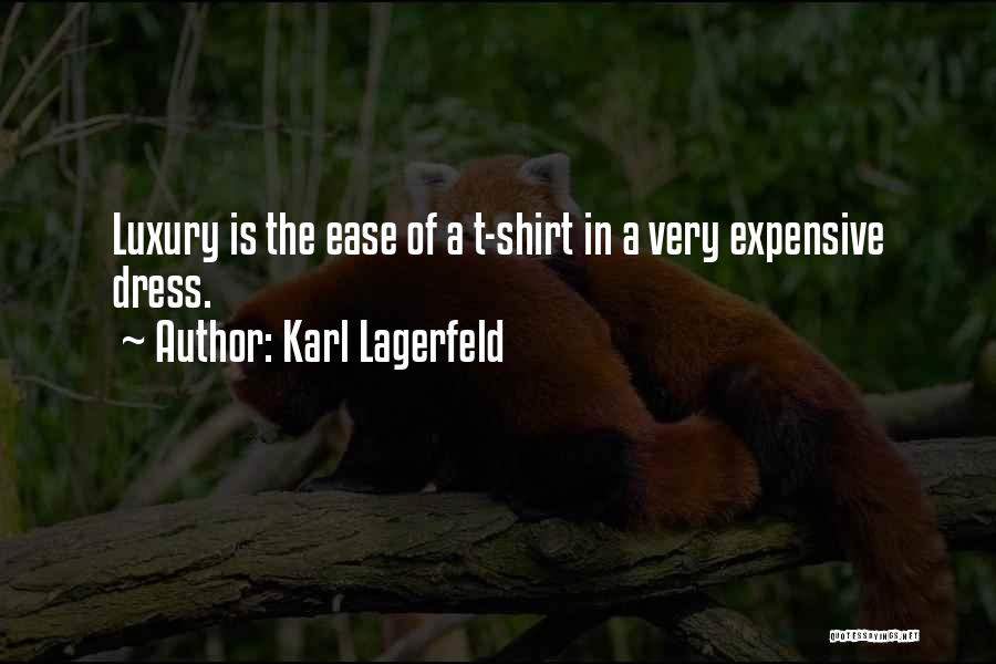 Luxury Fashion Quotes By Karl Lagerfeld