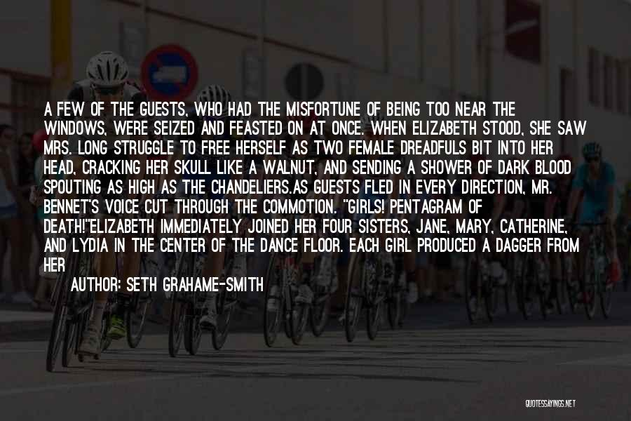 Lydia Bennet Quotes By Seth Grahame-Smith