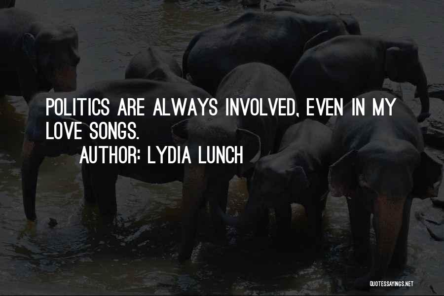 Lydia Lunch Quotes 890069